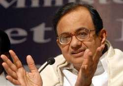 chidambaram rules out roll back of diesel lpg hike and fdi