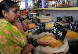 food inflation eases marginally but no respite for common