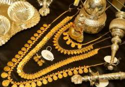 gold silver tumble on stockist selling weak demand