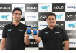 xolo launches omega 5.0 and omega 5.5 android smartphones
