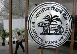 rbi may effect 0.25 0.5 cut in crr on tuesday says icra