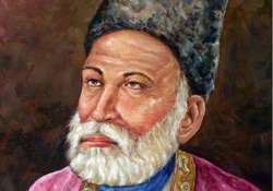 ghalib tagore ballads strung together in life space