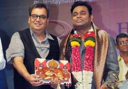 subhash ghai was first to approach a.r. rahman for bollywood