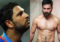 sad about yuvraj s exclusion from world cup varun dhawan
