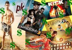 5 bollywood films which crossed the coveted 200 crore
