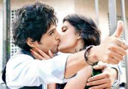 rajeev teena were nervous at their first on screen kiss