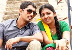 siddharth delivers hat trick with jigarthanda