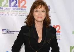 sarandon stoned at all hollywood events except oscars