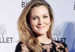 drew barrymore shedding baby weight at her own pace