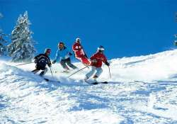 love skiing visit best destinations see pics