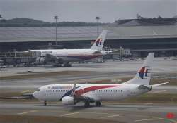 final words from missing malaysian plane came after systems