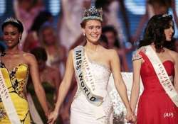 miss us crowned miss world miss india fails to make a mark
