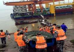 chinese passenger ship with 458 aboard sinks in storm 20