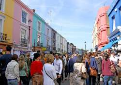 know about portobello road the world s largest antique