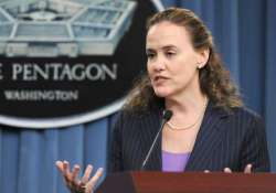 pentagon s top woman official to step down