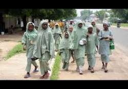 100 kidnapped nigerian schoolgirls sold as wives to