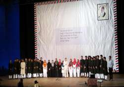 amu students create guinness book of world record