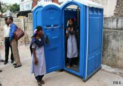 bjp mlas councillors will ensure toilet drinking water in