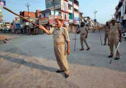 bullet will be replied with bullet says meerut ssp