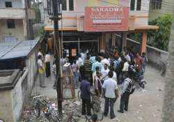 ed to complete saradha probe within reasonable time
