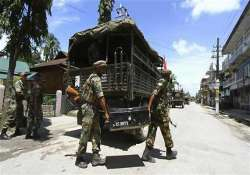 five more killed in lower assam curfew imposed