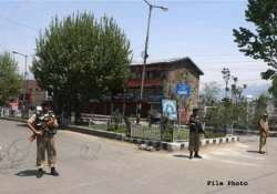 clashes in srinagar over killing of youths in army firing