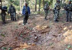 17 crpf jawans suspended for not giving back up support to