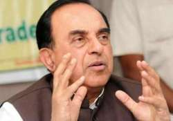 court issues summons to subramanian swamy in defamation case