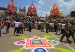 ensure devotees safety during puri temple mega ritual- India Tv