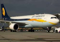jet airways flight to london delayed due to technical snag