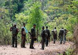 maoist planning to disrupt elections arrested