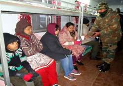 nearly 600 stranded tourists rescued in sikkim