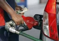 petrol prices may be cut by re 1 diesel to be costlier