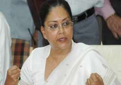rajasthan bjp confident of minority support in coming state