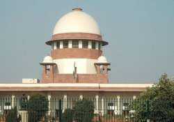 sc notice on plea for restricting candidate to one