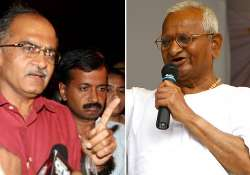 team anna says mere discussion is not enough parliament