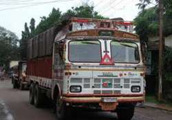 two crpf jawans arrested for looting truck