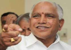 yeddyurappa to be admitted to bjp in few days joshi