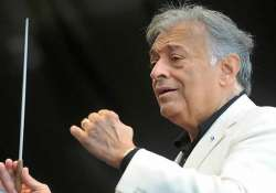 zubin mehta to perform at concert on banks of dal lake