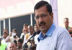 complaint filed against arvind kejriwal over his mcd claims