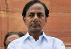 telangana cm meets pm discusses household survey issue
