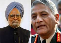 sometimes silence is golden reacts pm on army chief s