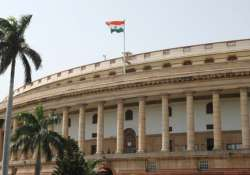 parliament paralysed for eighth day for coalgate