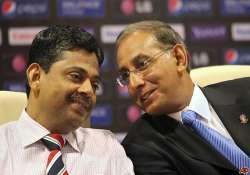bcci downplays lorgat s comment on team india