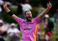 clt20 daniel vettori to play for northern districts