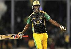cpl russell onslaught fires jamaica tallawahs into final