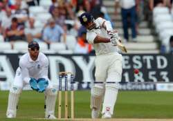 ind vs eng gritty binny hits 78 as first test heading