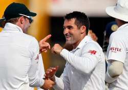 1st test day 1 south africa dismiss india for 201