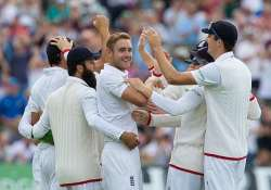 ashes australia all out for 60 broad takes career best 8 15