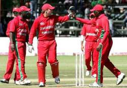 zimbabwe beats australia for 1st time in 31 years